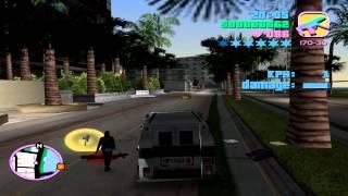 GTA Vice City I Бронированная машина(Музыку забанили из за авторских прав, наслаждайтесь тишиной., 2012-08-17T02:02:36.000Z)