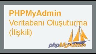 MySQL Veritabanı ve Tablo Oluşturma (PHPMyAdmin)