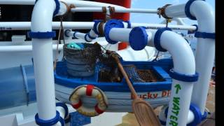 Make A Splash On Deck Aboard The Disney Fantasy