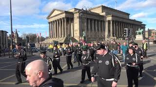 Liverpool Irish Fallen Comrades Commemoration Parade 2019 12