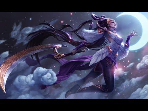 Lunar Goddess Diana Mid LoL Gameplay (Normal Premade 5)