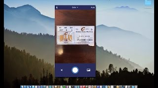 Send Receipts to Your Desktop with Scanner Pro, Dropbox, and Hazel