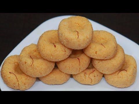 जन्माष्टमी पर दूध से मथुरा के पेड़े बनाये आसान तरीके से |Homemade Mawa Peda Recipe in Hindi/Milk Peda