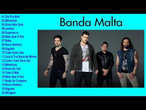 Banda Malta - MELHORES MUSICAS [ CD ] [ 2018 ] | Melhores Músicas de Banda Malta