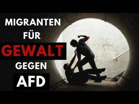 SPD + Migranten laut Umfrage für Gewalt gegen AfD - Wochenrückblick - KW3