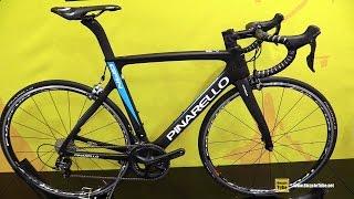 2017 Pinarello Gan Road Bike Walkaround 2016 Eurobike