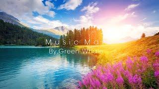 Good music to start the day☁Refreshing morning meditation music,Beautiful pianomusic & guitar music