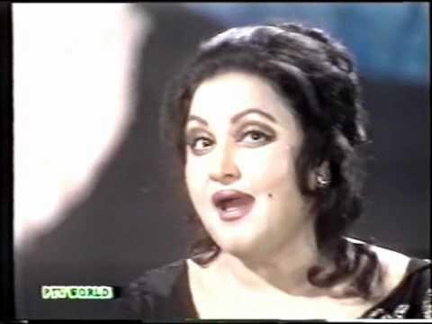 Latt Uljhi Suljha Ja Rey Baalam - Noor Jehan In Tarannum