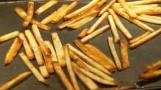How To Make Freezer Fries
