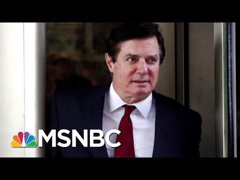 Paul Manafort Evaluating Options, After 'Tremendous Victory' For Mueller | The Last Word | MSNBC
