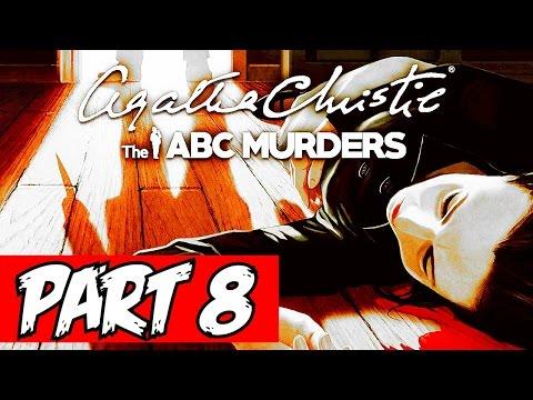 AGATHA CHRISTIE: THE ABC MURDERS - WALKTHROUGH NO COMMENTARY - PART 8  