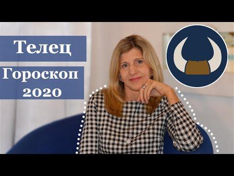 Гороскоп на 2020 год для знака зодиака Телец от ведического астролога