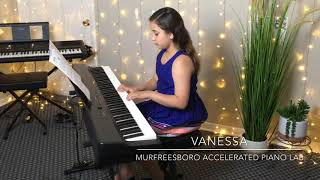 """Part of Your World"" from The Little Mermaid - Murfreesboro Accelerated Piano Lab"
