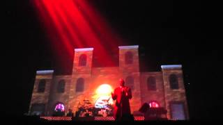 Trans-Siberian Orchestra 12-5-2013: 11 - Narration into What is... - Albany, NY Front Row