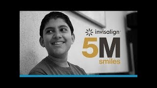 Hadi, The 5 Millionth Person To Choose Invisalign® Treatment | Invisalign