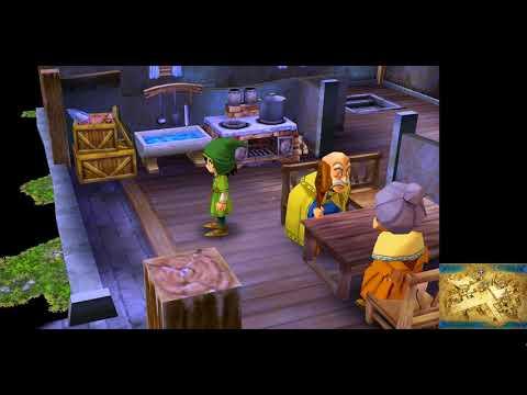 Dragon Quest VII (3DS) #01 Fisherkid 3-D