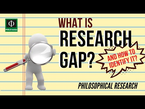 What is a Research Gap and How to Identify it?