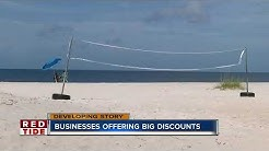 Anna Maria Island business offer discounts for Labor Day weekend to bring people back
