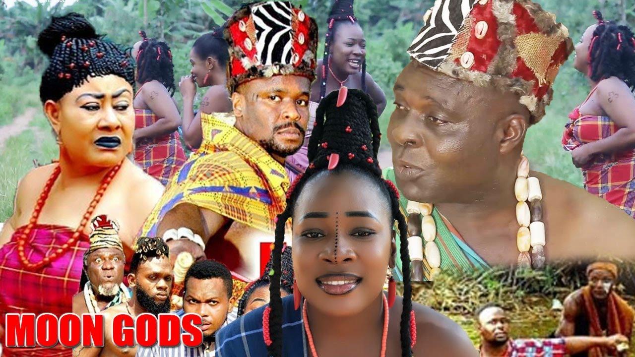 "Download NEW MOVIE ALERT ""MOON GODS"" PART 7&8 - ZUBBY MICHEAL |2020 LATEST AFRICAN |NIGERIAN NOLLYWOOD MOVIE"