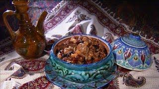 Сталик: курица с сухофруктами и орехами