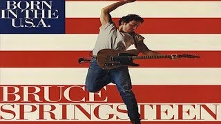 Bruce Springsteen - Born In The U.S.A. Live in New York City ( Lyrics )