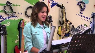 Vilu Ensaya Alcancemos Las Estrellas Momento Musical Violetta