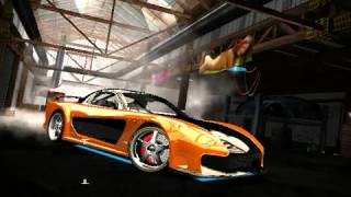 Mazda Rx7 Han (FNF3) - Need For Speed Most Wanted