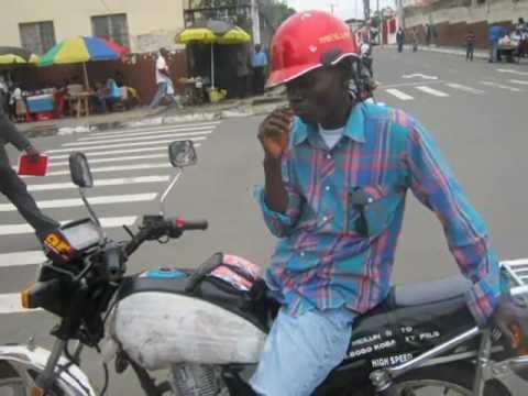 Liberia, Afreaka