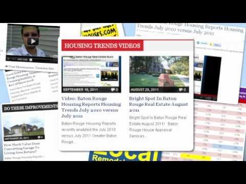 Greater Baton Rouge Housing Reports Dot Com