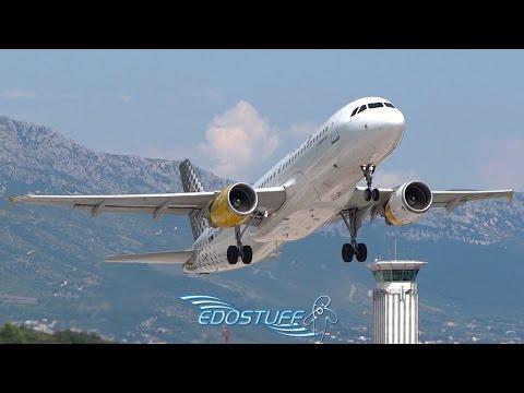 Split Airport SPU/LDSP - Half Hour of Plane Spotting - Episode 15