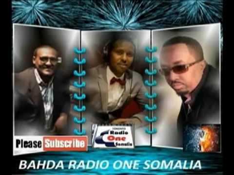 Toronto Radio One Somaliya Apr 8 2017