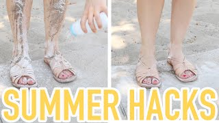 Summer Parenting Hacks