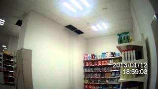 Магнит течет вода с потолка(, 2013-01-12T17:38:25.000Z)