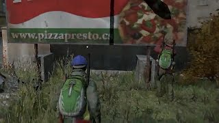 Pizza Presto, fincsi mi? | DayZ