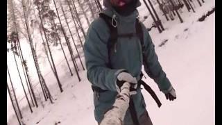 Jykk SnowScoot Russia