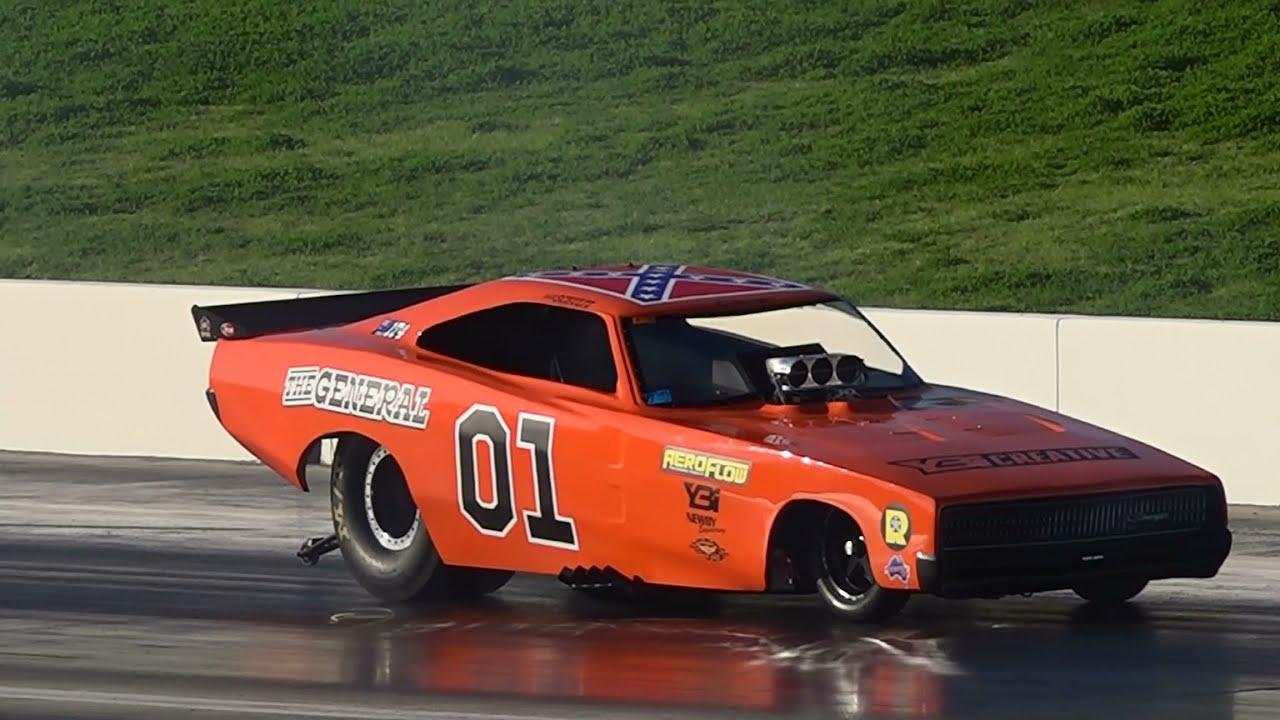 Schultz Racing Outlaw Nitro Funny Car 6 27 237 Mph