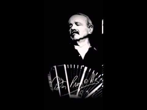 Piazzolla: Concierto para bandoneón, orquesta de cuerdas y percusión