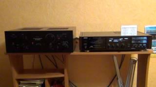 Sansui AU - D907F & Akai GX - 93 & Radiotehnika S - 90 & Radiotehnika S - 30