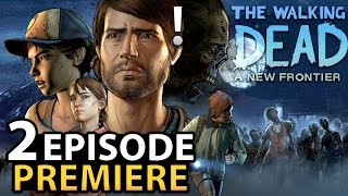 Walking Dead A New Frontier 2 Episode Premiere & Save File Transfer News