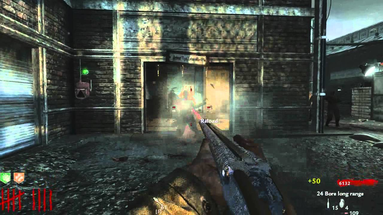 World At War Zombies Der Riese With A Twist 500th Video 30