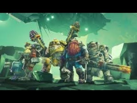 Deep Rock Galactic - Original Soundtrack