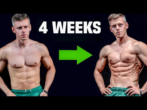 4-Week Body Transformation Workout You Should Try!