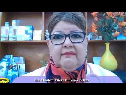 Salud y Nutrición. Dra. Elizabeth Piroze Gutierrez Selvas