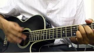 サンボのラブソングです。始めたばかりで12弦ギターのいいところが出...