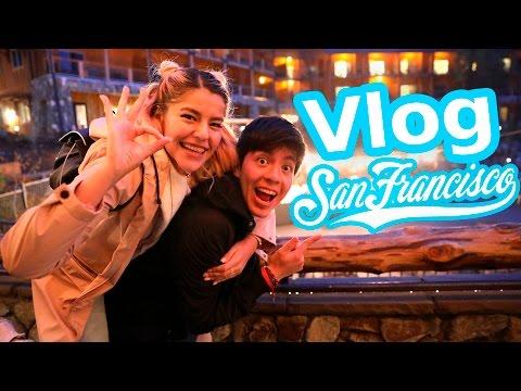 Aventuras en San Francisco | SKabeche Vlogs
