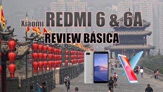 Xiaomi Redmi 6 & Redmi 6A Review   En pocas palabras  BUENO, BONITO Y BARATO