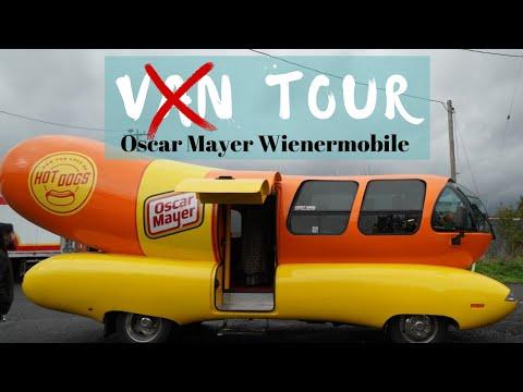 Tour Of Oscar Mayer Wienermobile
