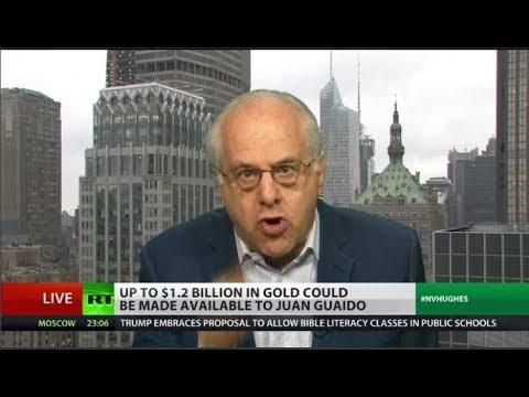 Venezuela Gold: Bank of England 'no longer neutral player' – Richard Wolff