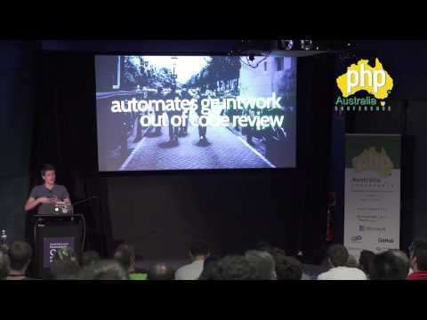 PHP Australia Conference 2015  - MOVE FAST AND BREAK NOTHING