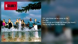 Watch S Club 7 Hope For The Future video